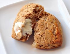 Chai Pear Scones are easy to make and the flavors are wonderful!