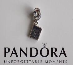 NEW Authentic Genuine Pandora Silver Clear Cz Passport by schmotki