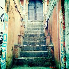 .@stereoscopia | #stairs and #door in #street of #jaipur #india | Webstagram - the best Instagram viewer