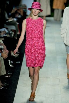 Michael Kors Collection Spring 2011 Ready-to-Wear Fashion Show - Ieva Laguna