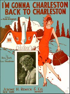 """I'm gonna Charleston... Back to Charleston"". That's how we always feel when we leave the city!"