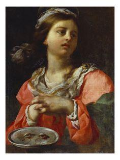 Saint Lucy Giclee Print