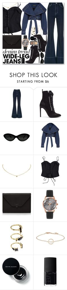 """""""Wide - Leg Jeans 