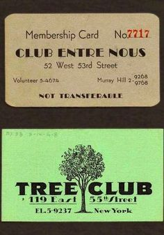 An original speakeasy card used as inspiration for our printable invitation as featured on The Big Reveal