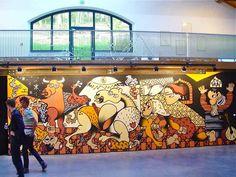 Graffed Guernica