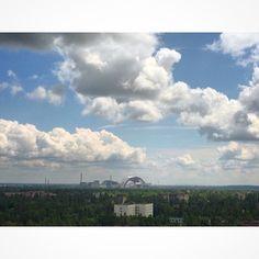Чорнобиль / Chornobyl in Київська обл.