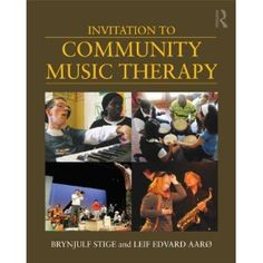 Community Music Therapy- Did anyone know Rasheda was on the cover????