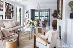 HOUSE TOUR: A Long Island Fixer-Upper Turned Refined Year-Round Getaway