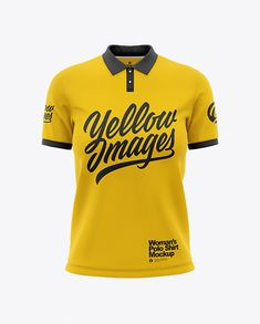 Download Idei Na Temu Women S Polo Shirt Mockup 10