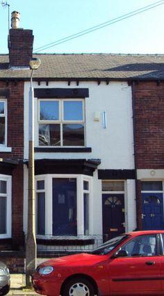 37 Harefield Road, Sheffield, S11 8NU - 3 Bedrooms - Sheffield Student Property t/a Salis Properties Ltd  http://www.sheffieldstudentproperty.co.uk/37-harefield-road-sheffield-s11-8nu-i31.html