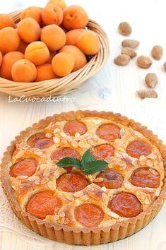 You searched for Torta frangipane - La Cuoca Dentro Pie Recipes, Sweet Recipes, Dessert Recipes, Love Eat, Love Food, Cheesecakes, Mango Tart, My Favorite Food, Favorite Recipes