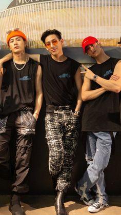 Got7 Youngjae, Got7 Jb, Got7 Mark, Kim Yugyeom, Mark Tuan, Mark Jackson, Got7 Jackson, Jackson Wang, Jinyoung