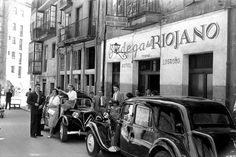 Vamos de Tiendas, imágenes antiguas de Santander