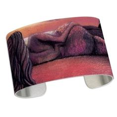 Mermaid Rendezvous Cuff Bracelet