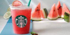 Starbucks' Brand New Pink Drink Sounds So Refreshing