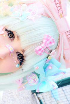 fairy kei / decora