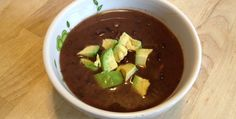 Meatless Monday: Black Bean & Red Pepper Soup