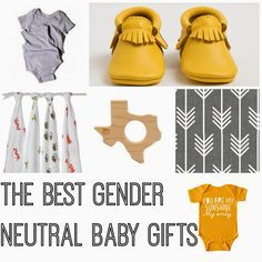See the best gender neutral baby shower gifts! Make your own with supplies from JoAnn's.