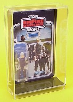 Acrylic Case / Star Wars Carded