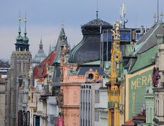 Prague, Czech Republic. My number one dream location.