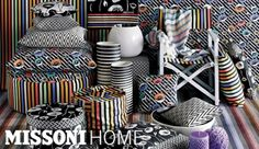 Missoni Home Poppies Outdoor Collection | YLiving