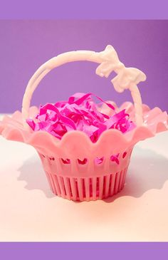 Barbie Cutie Bow Easter Basket
