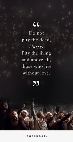 These Harry Potter Quotes About Loss Are Helping Us Say Goodbye to Alan Rickman                                                                                                                                                     Mehr