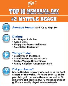 memorial weekend myrtle beach