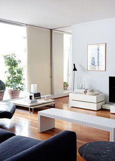 我們看到了。我們是生活@家。: 澳洲雪梨的公寓,是餐廳老闆Johnny Paradiso與Rebecca Hill一家人的美好家園!