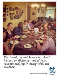 In L'Arche, we live and celebrate life together like a family - we laugh, cry, grow and value one another. So from our family to yours - Happy Family Day from L'Arche Toronto. Family Day, Happy Family, Fred Rogers, Family Meaning, Quote Citation, Pictures Of People, Are You Happy, Henri Nouwen, Toronto