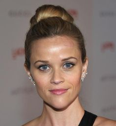 80 And More Updo Hairstyles For 2014: Reese Witherspoon Updos  #updos #hairstyles #updohairstyles