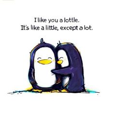 So cute! I want to say that someone.