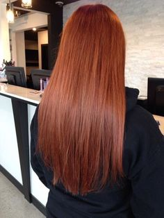 Burgundy Brown - 40 Red Hair Color Ideas – Bright and Light Red, Amber Waves, Ginger Hair Color - The Trending Hairstyle Hair Color Auburn, Hair Color Dark, Cool Hair Color, Red Colour, Brown Auburn Hair, Copper Hair Colors, Hair Colour, Straight Hairstyles, Cool Hairstyles