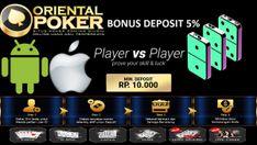 Agenpokeruangasli.online Situs Domino Online Android Terbesar di Indonesia | Bandar Ceme Online Terpercaya | Bandar Poker Terpercaya | Bandar Capsa Terpercaya | Bandar Domino Terpercaya | Bandar Ceme Keliling Terpercaya | OrientalPoker adalah Situs Judi Poker Online Terpercaya Indonesia dan Judi Kartu OrientalPoker Uang Asli Resmi yang terbesar dan terbaik saat ini. Minimal Deposit 10rb dapatkan Bonus New Member dan Bonus Setiap Deposit untuk permainan Texas Poker Online, Judi Capsa Online…