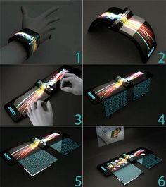 Futuristic Designed Pc Of Sony