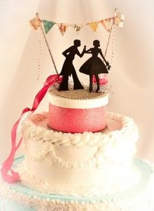 The Wonderful World Of Wedding Cake Toppers