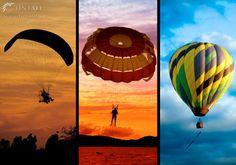 Hőlégballonok #TinTatu #Fotokonyv #Repules #Mozaik Mosaic, Mosaics, Mosaic Art