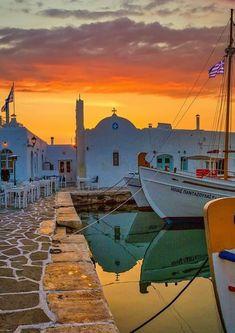 Paros Greece, Paros Island, Greece Islands, Bougainvillea, Travel Bugs, Vacation Places, Ciel, Beautiful Places, Around The Worlds