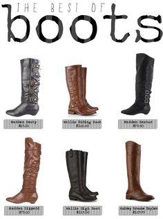 Best Boots for Big Calves…