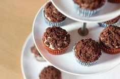 Maulwurfkuchen-Cupcakes | eatbakelove