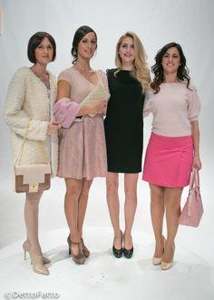 Detto Fatto - Tutorial Panna e Fragola Abiti MYS Italian Fashion Lab  - Borse Firminio