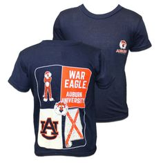 War dam eagle on pinterest auburn tigers eagles and for Auburn war eagle shirt