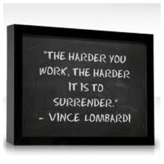 Vince Lombardi #Motivation