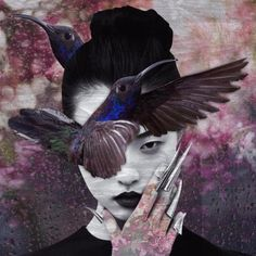 Collage by Le Fate (quelle troppo belle) Artist Alina Akhmatova aka Le Fate (quelle troppo belle) is an art director from Milan, Italy. Her collage art is stunning. See more of Alina's work on her two Instagram accounts - HERE and HERE. Thanks to...