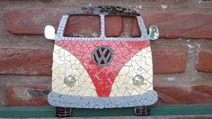 Combi frontal mosaico - Arte Badii