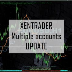 Xentrader multiple accounts update Moving Average, Forex Trading, Accounting, Told You So