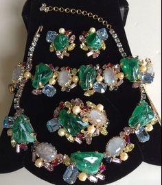 Vintage Alice Caviness ожерелье браслет брошь заколка и серьги книга изделие комплект   Украшения и часы, Винтажные и антикварные украшения, Бижутерия   eBay!