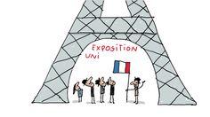 À quoi sert la tour Eiffel ? - 1 jour, 1 question