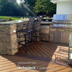 Bull Outdoor Gourmet Q Grilling Island W/Built In Grill #LearnShopEnjoy | Outdoor  Kitchen | Pinterest | Grill Island, Gourmet And Grilling