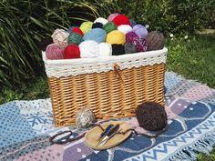 Timicsoda - Horgolás Skirt Mini, Laundry Basket, Wicker, Organization, Decor, Organisation, Decorating, Inredning, Interior Decorating